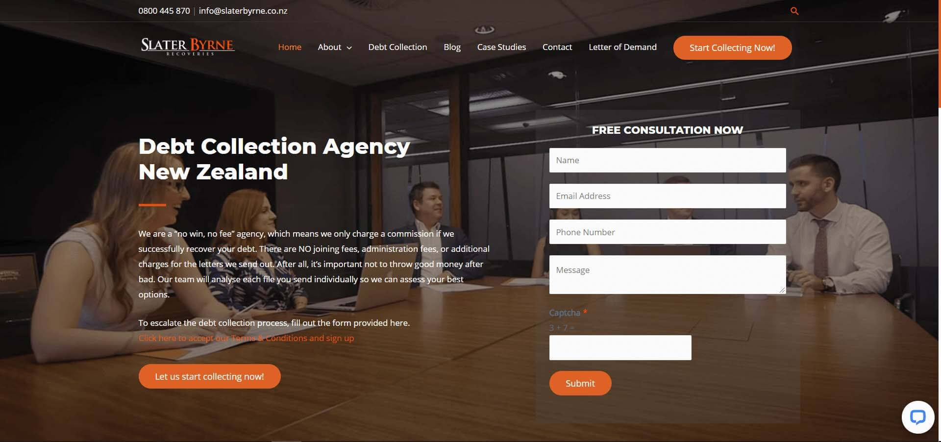 Debt Collection Agency New Zealand